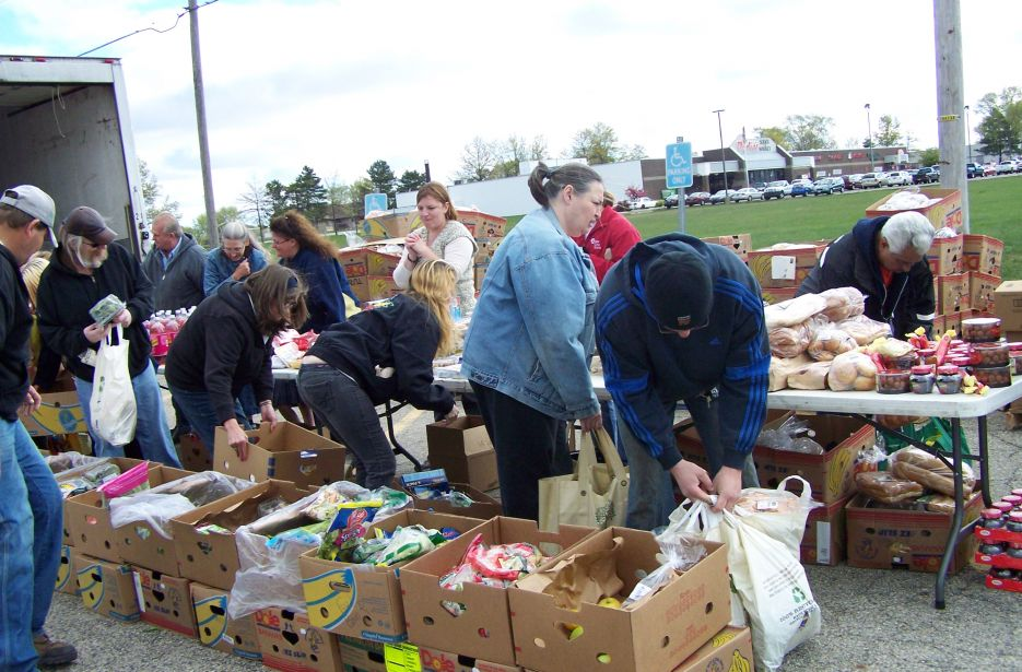 Mobile Food Pantry Program Food Bank Of Northern Indiana